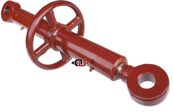 Industry leading Baler Binders, with grease fittings. (BDR) Specialty Baler Series – Eye – Eye – 8″ Wheel Diameter – 16″ Barrel.