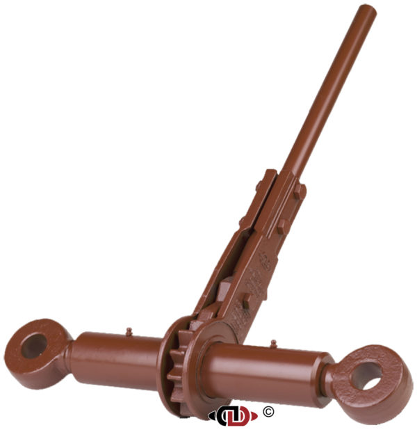 (CDR) Specialty Compactor Series – Ratchet Binder with Eye – Eye – & 12″ Barrel