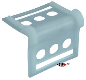 """Plastic Corner Protector for 2"""" to 4"""" Webbing CP-P-4"""