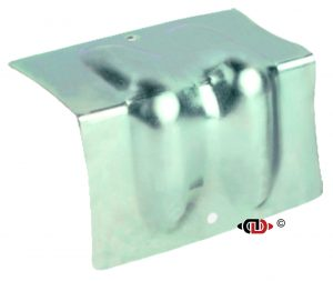 Steel Corner Protector for Chain, 4″ Steel.