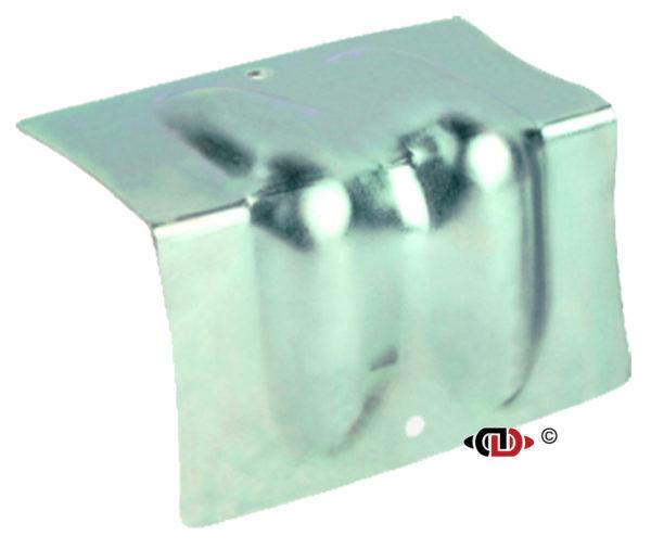 Steel Corner Protector for Chain, 4″ Steel.