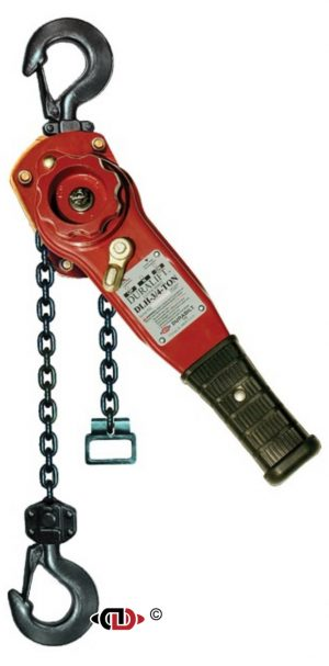 3/4 Ton DuraLift Lever Hoist with 20 Foot Lift