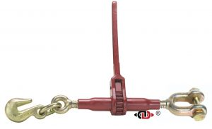 The Pro's Workhorse, heavy 1″ diameter ACME screw, Specialty End Fittings.