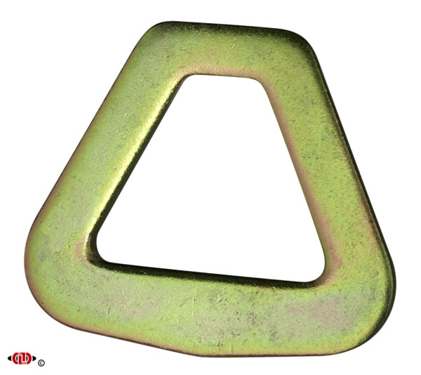 2″ Stamped Delta Ring