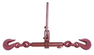 (DTT) Truck Tight Series – Trucking Ratchet Binder – Alloy Forgings – 1″ Screw Diam.