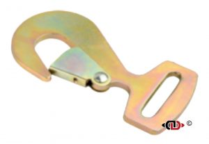 Heavier Duty - 2 Inch Snap Hook HK-SNP-10
