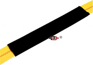 2″ x 8″ Nylon Webbing Protector Pad Sleeve.