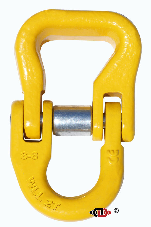G-80 5/16″ Forged and Load Rated Web Sling Connector.