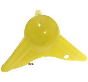 "8"" x 8"" x 8"" - Plastic Corner Protector for Tarps CP-TARP-8"