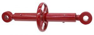 "(BDR) Specialty Baler Series - Eye - Eye - 8"" Wheel Diameter - 16"" Barrel BDR-6-EE-W-8"