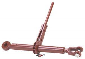 "(CDR) Specialty Compactor Series - Ratchet Binder with Jaw - Eye + 1-3/4"" Screw Diameter CDR-12-134-J-E"
