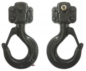 Bottom Hook Replacement Assembly for 6 Ton Duralift Lever Hoist