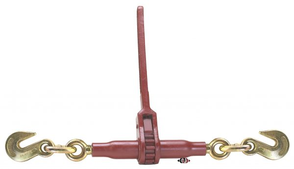 "DR-2 Ratchet Binder with 1/2"" Sling Hooks"
