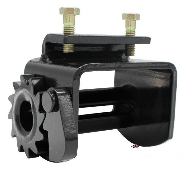 Low Profile Portable Winch Binder with 2 Set Screws WB-LP-PORT-2S