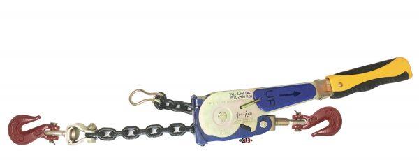 Ratcheting Chain Binder - 1 Ft. Adjustable Range L165-08